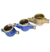 PN 16 high pressure brass parts water meter body