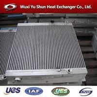 hot selling custom air compressor radiator manufacturer
