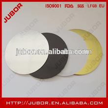 Gold Silver Black White Cardboard Cake Circle, Cake Bases Boards