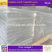 7050 T6 Flatness aluminum plate product development