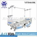 yfd4618k muebles de hospital de equipos médicos de la tracción lumbar de la cama