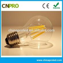360 Degree Beam Angle 6W LED Filament Bulb Light B22/E26/E27 Warm White CE ROHS