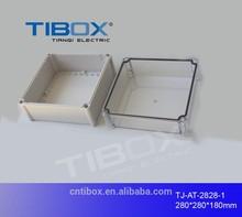 plastic electrical enclosure distribution box/plastic battery enclosure