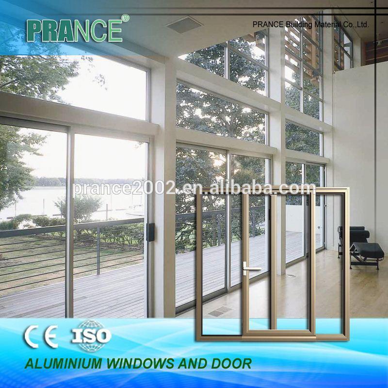 Openness Weatherproofing Aluminum Doors & Windows Photo, Detailed ...