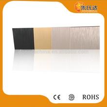 special discount color coating mirror aluminum sheet/coil