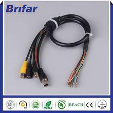 brifar vw audi waterproof cable connector dj7022a-1.5-21/13602619/1j0 973 702