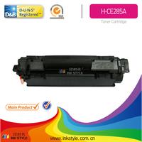 Inkstyle toner cartridge for hp laserjet p1102w