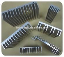 Customized Aluminum Heat Sink,extrusion aluminum heat sink,extrusion profile