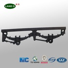 Trailer suspension manufacturers air suspension and leaf spring type