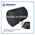 Filtro de carvão ativado almofadas/não- tecido de carbono ativado ar fibra pano
