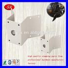Guangdong OEM sheet metal stamping parts stainless steel corner mount bracket aluminum bracket