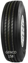 La mejor marca china camión radial del neumático del neumático del carro del neumático del carro 22.5