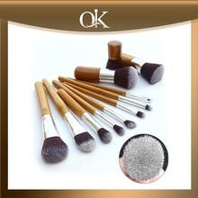 QK complete european market popular cosmetic brush free samples