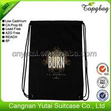 Alibaba china new products 2014 small draw string bag