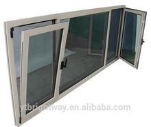 Australia standard tilt and turn window