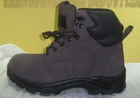 S1P Rubber sole safety boots
