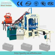 automatic brick making machine in india QT4-15 concrete brick cutting machine cement brick machine making