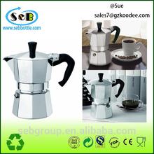 Moka Express 3 Cup Espresso coffee maker ,moka pot