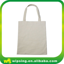 Durable PVC Coated Cotton Shopping Bag
