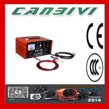 Portable CB-30 Advanced Inverter Technology /Fan-cooled No Noise Car Battery Charger Apply to Car
