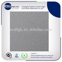 electrostatic painting grey rough texture powder paint