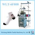 controlado por ordenador para hacer punto del calcetín máquina de aparatos para la producción de calcetines