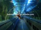 Acrylic Tunnel Aquarium with Various Degree