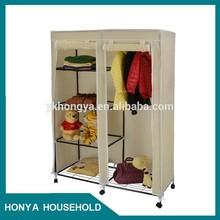 hongya popular bedroom wardrobe armoires