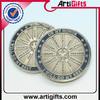 China factory cheap bulk bullion metal coin antique bronze coin
