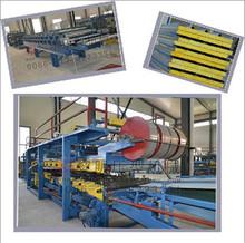 ISO,CE Passed Heat Sound Insulation Eps Steel&Eps Sandwich Panel Machine
