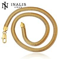 Popular Hottest Men Style 50CM Length Different Design Big Snake Gold Chain
