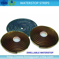 water absorbent strip and bitumen water stop strip RV series