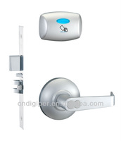 6600-122 free handle US Mortise Hotel RF Card Lock