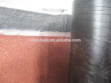 torched on asphalt waterproof membrane