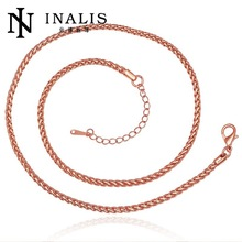 Attractive High Quality Factory Price 3MM Latest Gold Chain Designs 2015
