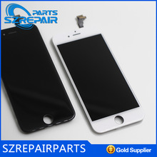 original lcd for iphone 6 display 4.7 inches 100% test past capacitive screen