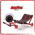 rodas de piscamento brinquedos de crianças de três rodas do carro do balanço