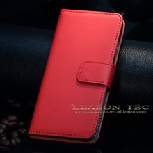 for iphone 6 genuine leather case, mobile phone case, leather phone pouch for iphone6