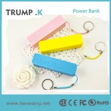 2015 Promotion Gift Perfume Best choice roHs/CE/FCC power bank charger extra slim battery charger power supply 7.5mm for travel