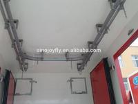 refrigerator cooling van dry cargo truck box insulated truck box ckd