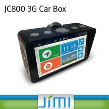 Jimi 3G Car Box gps tracker with car dvr and car wifi bluetooth