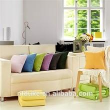 Foldable Fleece Warm Cushion Quilt / Blanket,/ Magic Pillow/