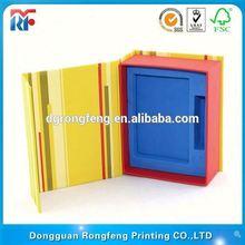 portable dot rectangle cosmetic box