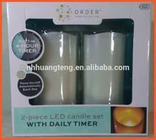 3PK ultra bright LED Flameless window Candle light walmart