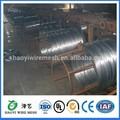 Chaud plongé galvanisé fil d'acier/économie. fil chaud plongé galvanisé avec le meilleur prix