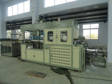 FUSHI TOP VACUUM FORMING MACHINE FOR PLASITC PACKAGING