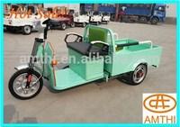 bajaj type passenger electric tricycle , amthi