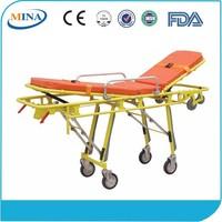 MINA-Y-3C Used ambulance stretcher dimensions sizes, emergency stretcher