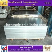 Heat treatable aluminium sheet for automobile 7050 7075