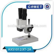 Best selling XT-2A binocular stereoscopic microscope
